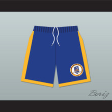 Degrassi Community School Panthers Home Basketball Shorts with Patch
