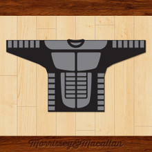 Future Shock Hockey Jersey by Morrissey&Macallan