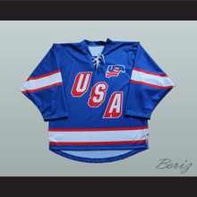 USA United States of America Hockey Jersey