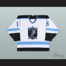 IHL Lee Davidson 16 Atlanta Knights Home Hockey Jersey