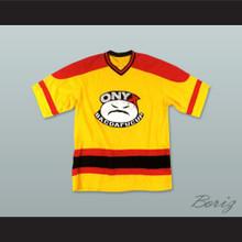 Onyx Bacdafucup Sticky Fingaz 00 Football Jersey