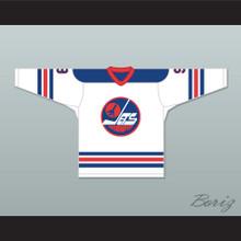WHA 1973-74 Winnipeg Jets Bobby Hull 9 Home Hockey Jersey
