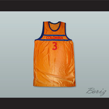 Colombia 3 Basketball Jersey