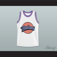 Bill Murray 22 Space Jam Tune Squad Basketball Jersey