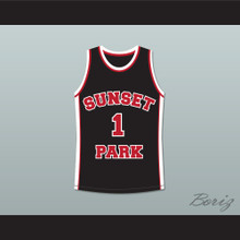 Fredro Starr Shorty 1 Sunset Park Black Basketball Jersey