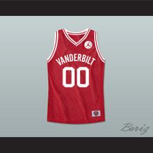 Family Matters Steve Urkel 00 Vanderbilt Muskrats High School Basketball Jersey with Circle Patch