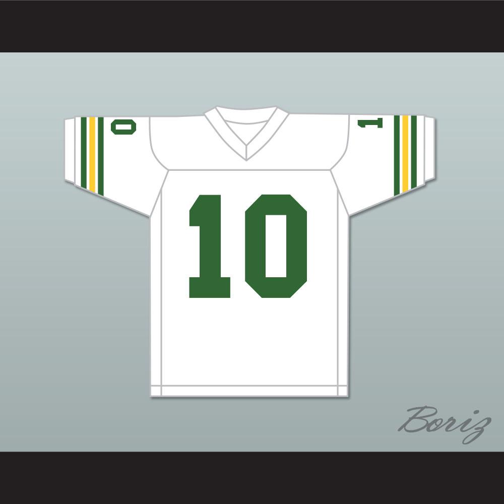 ef076112303 Allen Iverson 10 Bethel High School Bruins White Football Jersey. Price:  $55.99. Image 1
