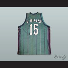 Master P Percy Miller 15 Pro Career Green Basketball Jersey