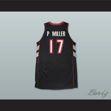 Master P Percy Miller 17 Pro Career Purple Basketball Jersey