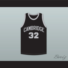 Patrick Ewing 32 Cambridge Rindge and Latin School Falcons Basketball Jersey