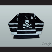 Peter Trumbley 44 Lake Charles Ice Pirates WPHL Hockey Jersey