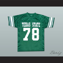 Sinbad Andre Krimm 78 Texas State Fightin' Armadillos Football Jersey Necessary Roughness