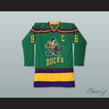 Charlie Conway 96 Hockey Jersey
