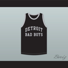Joe Dumars 4 Detroit Bad Boys Basketball Jersey