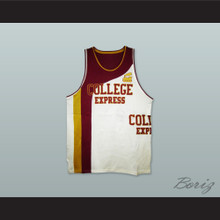 College Express 12 Basketball Jersey