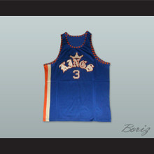 Rucker Park King's 3 Road Basketball Jersey