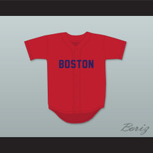Danny McBride Kenny Powers 55 Boston Baseball Jersey Eastbound & Down