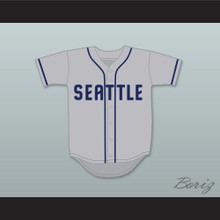 Danny McBride Kenny Powers 55 Seattle Baseball Jersey Eastbound & Down