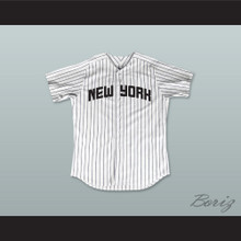 Danny McBride Kenny Powers 55 New York Baseball Jersey Eastbound & Down
