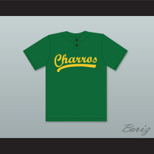Kenny Powers 55 Charros Practice Home Baseball Jersey Eastbound & Down