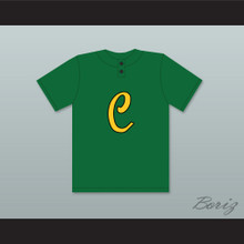 Danny McBride Kenny Powers 55 Charros Practice Alternate Home Baseball Jersey Eastbound & Down