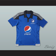 Millonarios FC Colombia Football Soccer Shirt Jersey