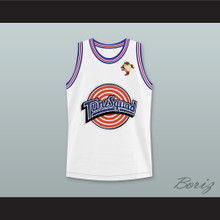 Space Jam Tune Squad Taz! Basketball Jersey with Taz Patch