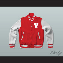 Vanderbilt Muskrats High School Varsity Letterman Jacket-Style Sweatshirt Family Matters