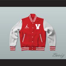 Steve Urkel Vanderbilt Muskrats High School Varsity Letterman Jacket-Style Sweatshirt Family Matters