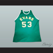 Darryl Dawkins 53 Maynard Evans High School Basketball Jersey Any Player