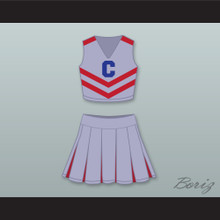 Krista Wilson Centennial High School Cheerleader Uniform Stand Against Fear