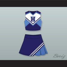 Hartley High School Cheerleader Uniform Heartbreak High