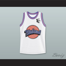 Space Jam Pepé Le Pew 69 Tune Squad Basketball Jersey with Pepé Le Pew Patch