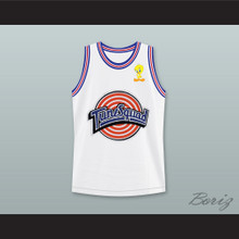Space Jam Tweety Bird 1/3 Tune Squad Basketball Jersey with Tweety Bird Patch
