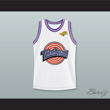 Yosemite Sam 6 Tune Squad Basketball Jersey with Space Jam Patch