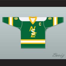 Wayne Gretzky 99 Brantford Nadrofsky Steelers Green Hockey Jersey Youth League