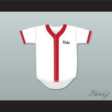 Mike Scioscia 14 Springfield Nuclear Power Plant Softball Team Baseball Jersey