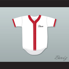 Steve Sax 10 Springfield Nuclear Power Plant Softball Team Baseball Jersey