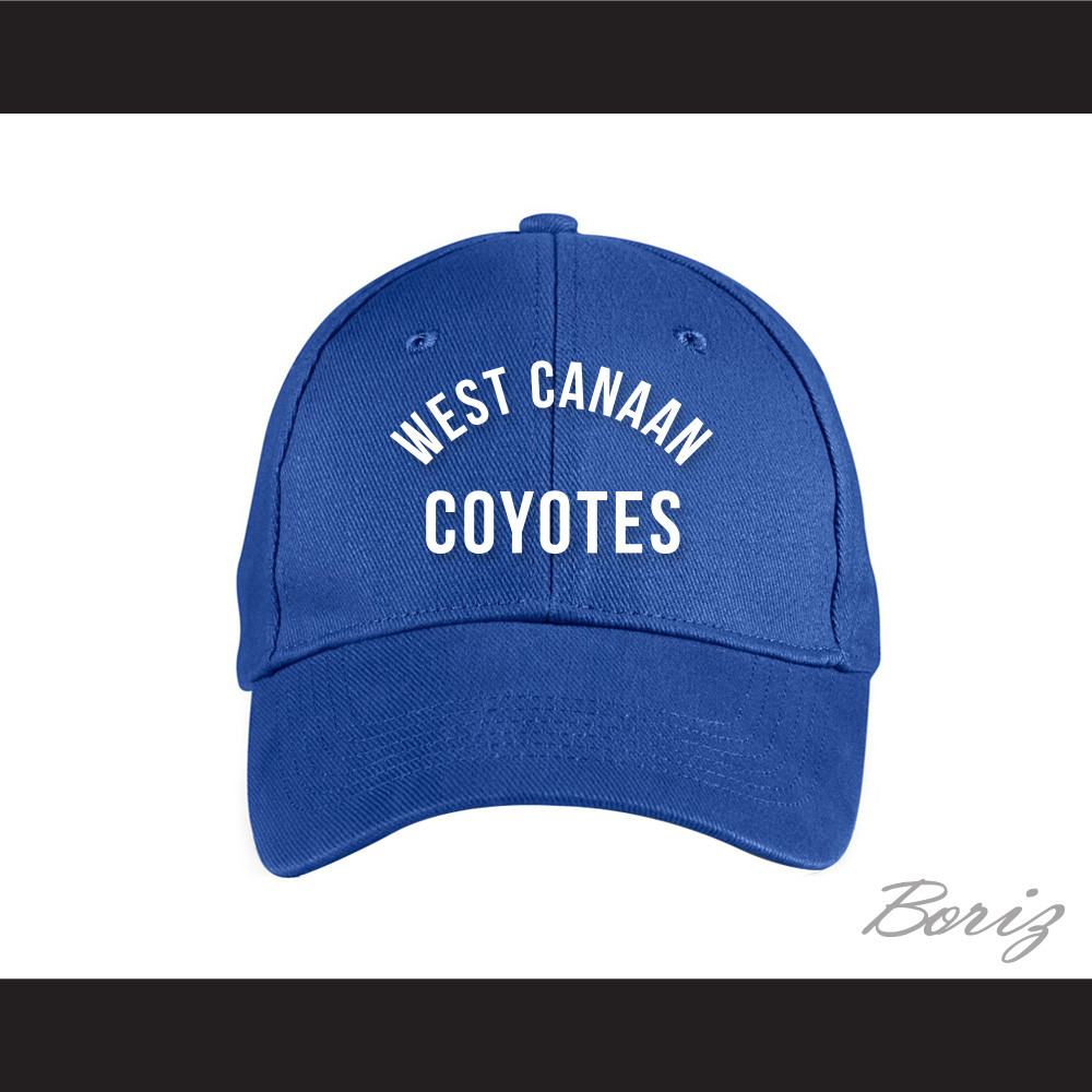 23a87a4db West Canaan Coyotes Blue Baseball Hat Varsity Blues. Price   29.99. Image 1