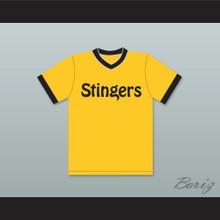 Bobby Hill 3 Stingers Little League Baseball Jersey