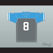 Jeff Boomhauer 8 Arlen Cougars High School Away Football Jersey