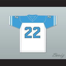 Ricky Suggs 22 Arlen Cougars High School Home Football Jersey