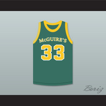 Cam Calloway 33 St McGuire's High School Basketball Jersey Survivor's Remorse