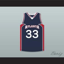 Cam Calloway 33 Atlanta Home Basketball Jersey Survivor's Remorse