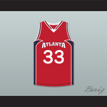 Cam Calloway 33 Atlanta Away Basketball Jersey Survivor's Remorse