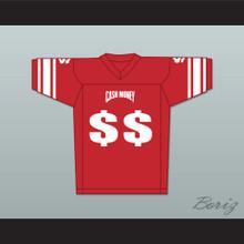 Cash Money Records Soulja Boy Football Jersey
