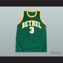 Allen Iverson Bethel High School Bruins Basketball Jersey NEW