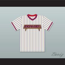 Gus Matthews 44 Benchwarmers Pinstriped Baseball Jersey