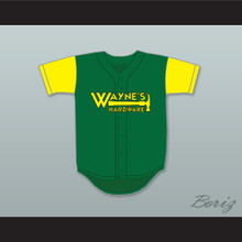 Tim Meadows Coach Wayne Wayne's Hardware Baseball Jersey
