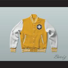 Bad Boy Entertainment Varsity Letterman Jacket-Style Sweatshirt